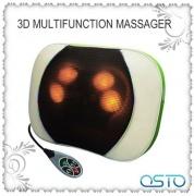 3D multifunkční masážní poduška AST-507A
