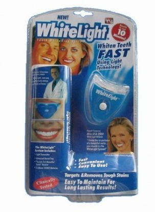 Bělení zubů WHITE LIGHT