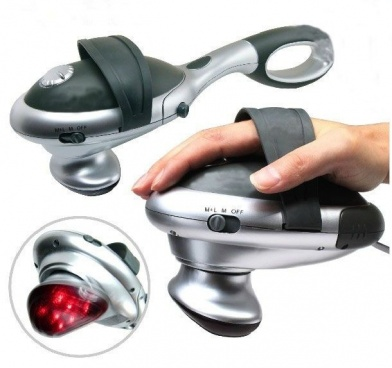 Infračervený vibrační masážní přístroj MULTIMASS
