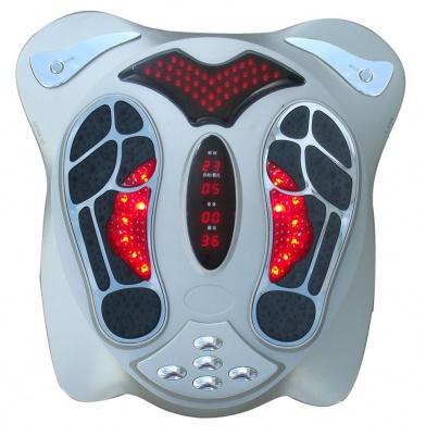 Impulsní infračervený masážní přístroj na chodidla  s přídavným zeštíhlovacím pásem AST-310