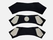 Samozahřívací ramenní pás s turmalínem a magnety