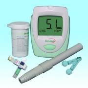 Glukometr G423 + 50 ks testovacích proužků