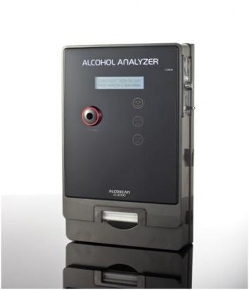 PROFI alkohol tester JETT-4000