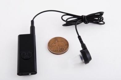 Digitální PROFI nabíjecí naslouchátko AXON E-6