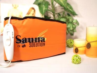 Pás na hubnutí Sauna 2v1