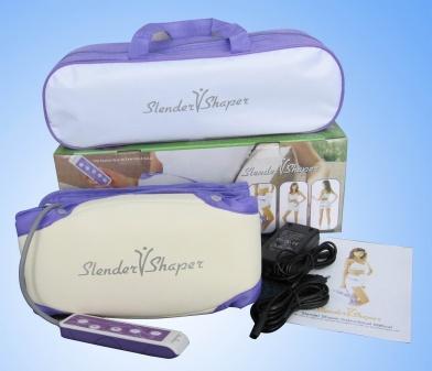 Zeštíhlující vibrační a masážní pás Slender Shaper