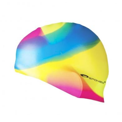 ABSTRACT Plavecká čepice silikonová