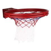 KORB-Kruh na košíkovou  se síťkou, d/ks45 cm19mm, dvojitá obruč s odpružením