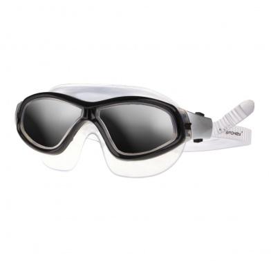 MURENA Plavecké brýle černé