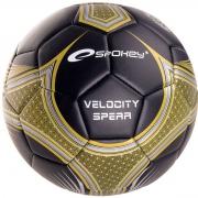 VELOCITY SPEAR - Fotbalový míč černo-zlatý č.5