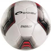 ENERGY - Fotbalový míč červený č. 5