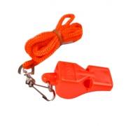 MAYDAY-Píšťalka plastová oranžová
