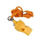MAYDAY-Píšťalka plastová žlutý