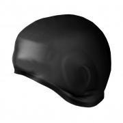 EARCAP Plavecká čepice černá