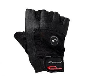 FIKS - Fitness rukavice černé M