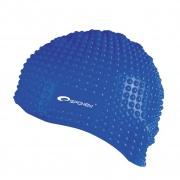 BELBIN-Plavecká čepice bublinková modrá