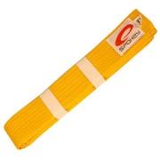 UNSU-Pás ke kimonu žlutý