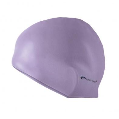 SUMMER-Plavecká čepice silikonová růžová