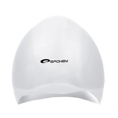 SEAGULL Profesionální plavecká čepice bílá