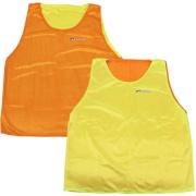 SHINY D-Vesta žlutá/oranž rozlišov. oboustr. XL