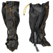 SCOUT BLACK- návleky černé