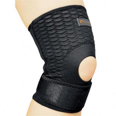 LAFE Bandáž kolene neoprénová