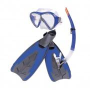 MERQUIS Sada brýle + šnorchl + ploutve