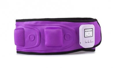 Vibrační masážní pás s vyhříváním F009