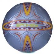 FERRUM Fotbalový míč vel..5  stříbrno-oranžový