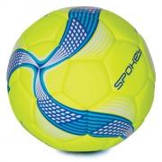 COSMIC Fotbalový míč ze 100% PU limetkovo-modrý vel.5