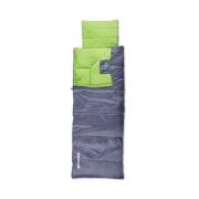 NOMAD Spací pytel deka šedo-zelený, pravé zapínání