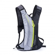 HYDRO - Cyklistický a běžecký batoh 2l šedo/černý, voděodolný