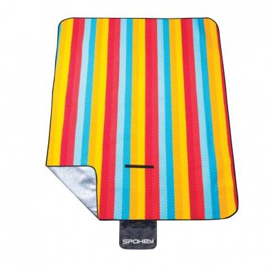PICNIC GRAIN Pikniková deka s popruhem  130x150 cm
