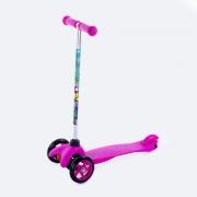BULLER Skládací tříkolka dětská růžová