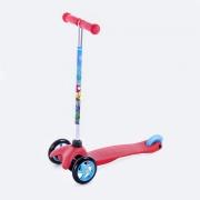 BULLER Skládací tříkolka dětská červená