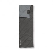 COZY II Spací pytel deka, černý, pravé zapínání
