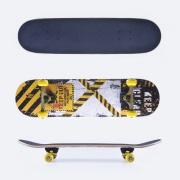 KEEPOUT Skateboard 78,7 x 20 cm ložiska 608Z