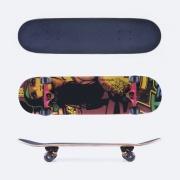 EX2 Skateboard 78,7 x 20 cm, ABEC 3