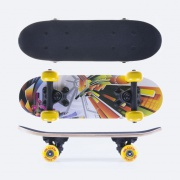 BLOXY Skateboard mini 43 x12,5 cm