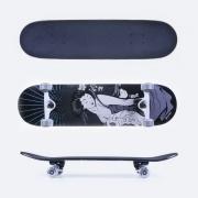 GOSH Skateboard 77,5 x 20 cm, ABEC 5 carbon