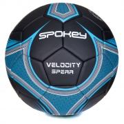 VELOCITY SPEAR - Fotbalový míč černo-modrý vel.5