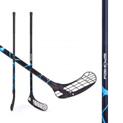 MASSIG II Florbalová hokejka  L modrá