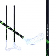 MASSIG II Florbalová hokejka  P zelená