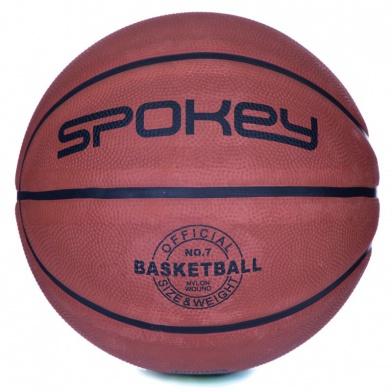 BRAZIRO II Basketbalový míč  hnědý  vel.6