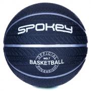 MAGIC Basketbalový míč  modrý s bílým  vel.7