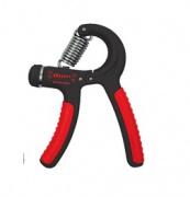 CRAMP II Posilovač rukou, 20-40 kg s regulací, červený