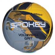 GRIT Volejbalový míč šedo-žlutý č.5