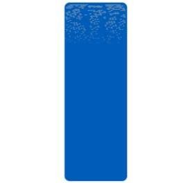 LIGHTMAT II  podložka na cvičení_modrá 6 mm