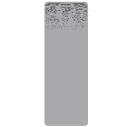 LIGHTMAT II  podložka na cvičení_šedá 6 mm