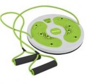 WILD TWIST V Twister s posilovací gumou limetkově zelený